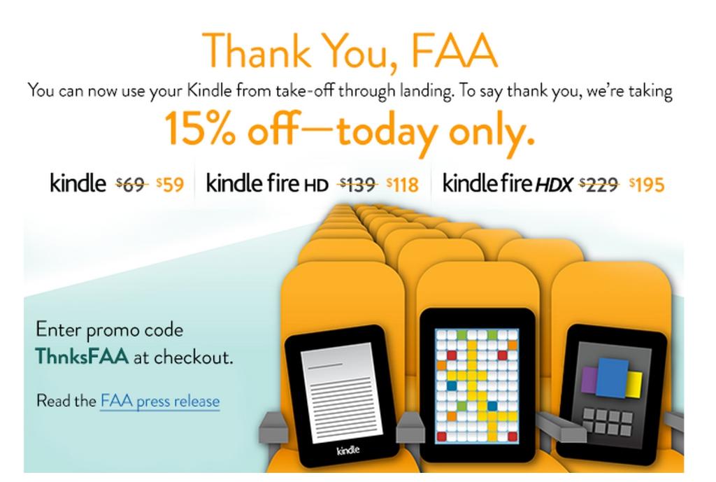 Amazon FAA
